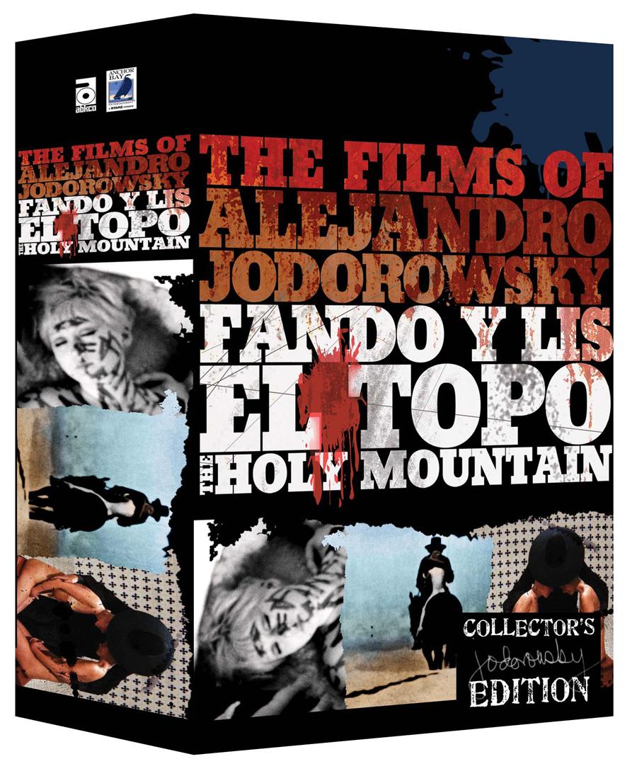 Home Décor FANDO AND LIS Movie Poster RARE European Version