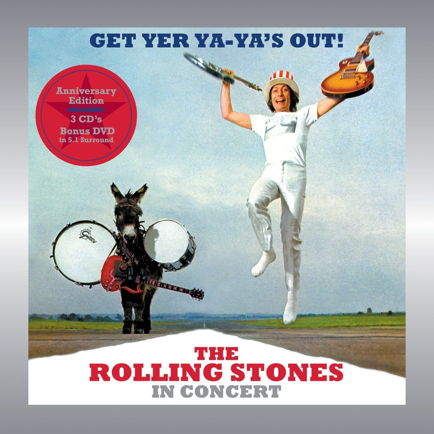 Image result for the rolling stones get yer ya-ya's out