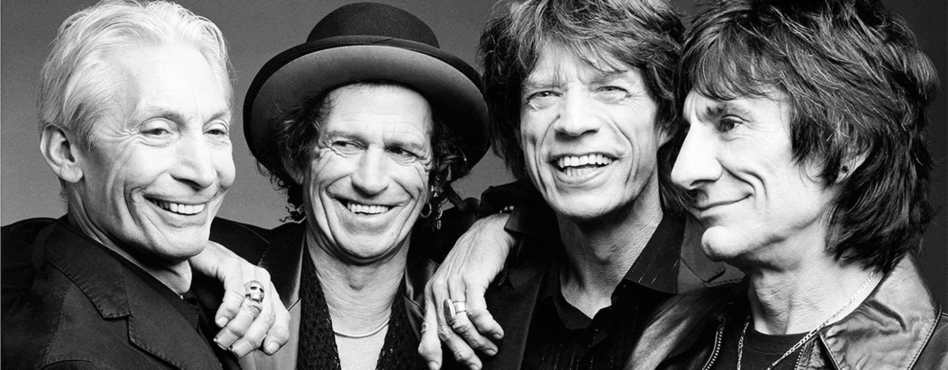 The Rolling Stones to Headline 'Concert of the Century