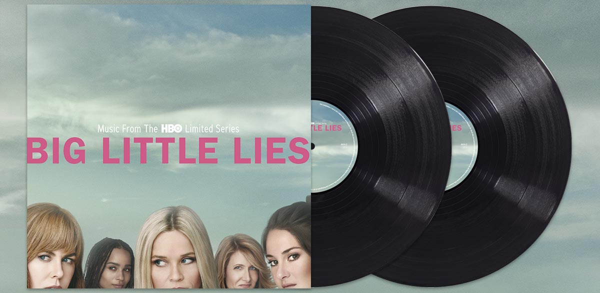 Big Little Lies Music From The Hbo Limited Series On Cd