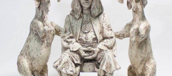 Holy Mountain Figurine