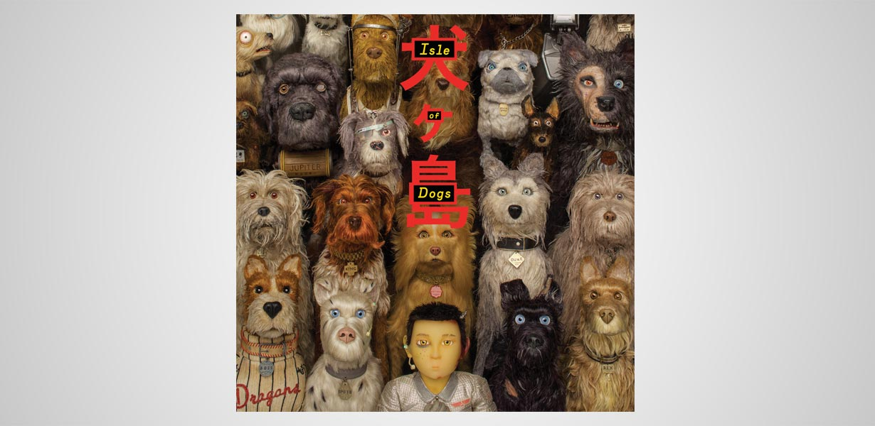 Wes Anderson S Isle Of Dogs Soundtrack Announced Abkco