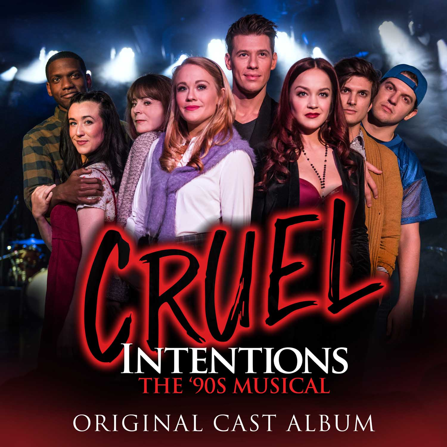 Cruel Intentions: The '90s Musical | ABKCO Music & Records ...