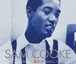 CD Boxset Cover Art - Sam Cooke Complete Keen Years